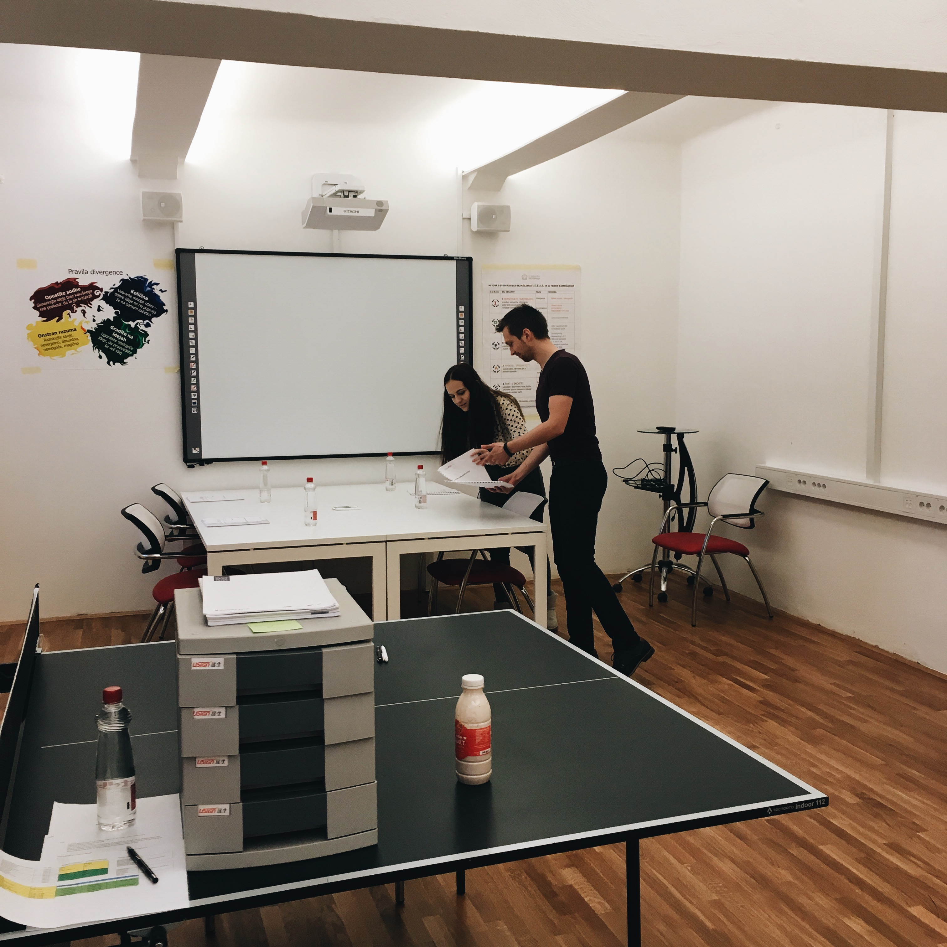 Naši prostori, pripravljeni na razvojni ocenjevalni center